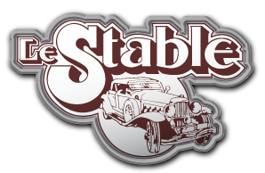 3D logo for LeStable