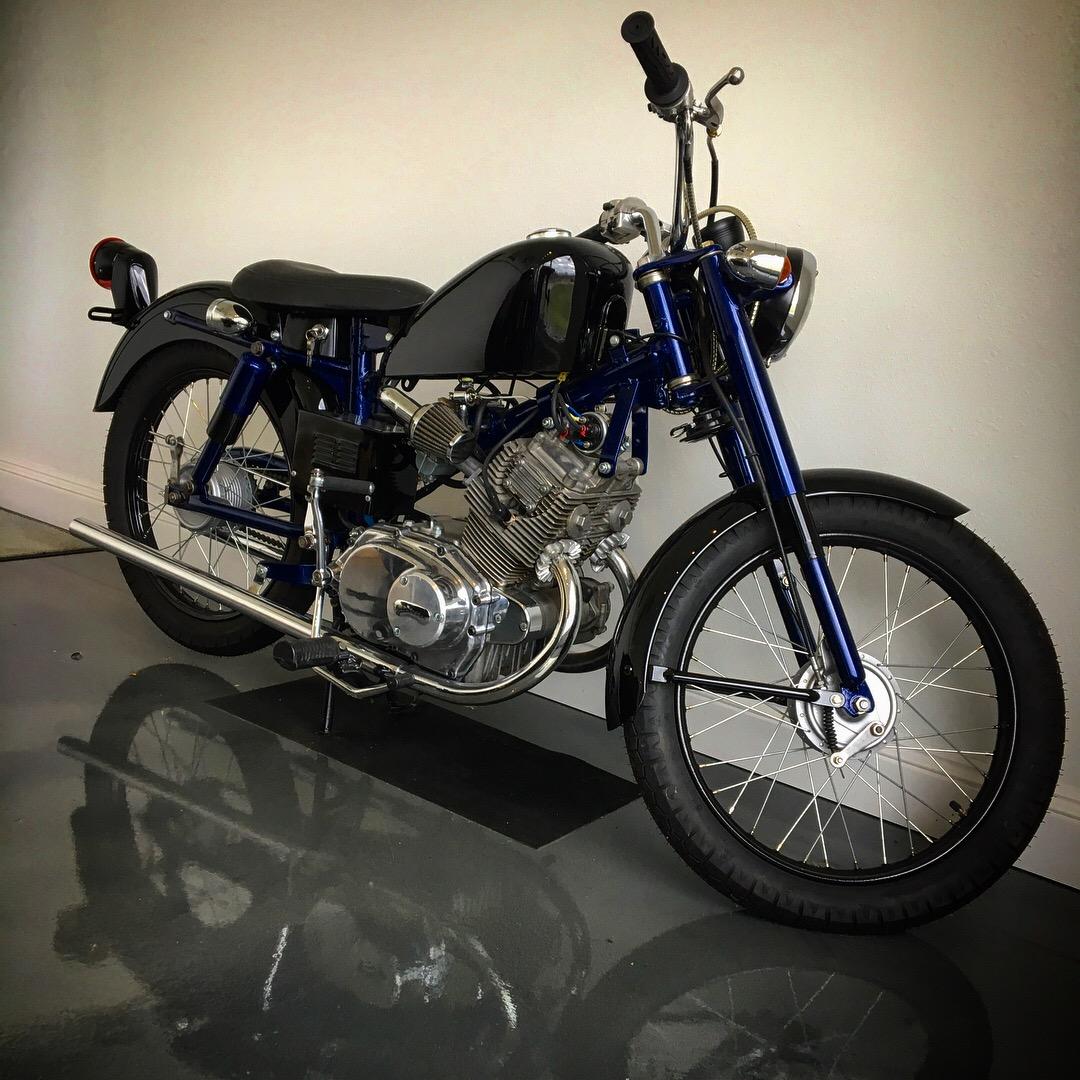 Honda Harley