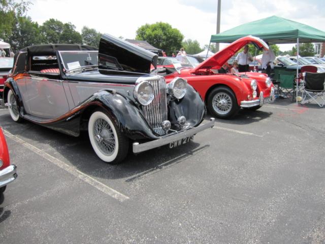 Jaguar SS 2.5L