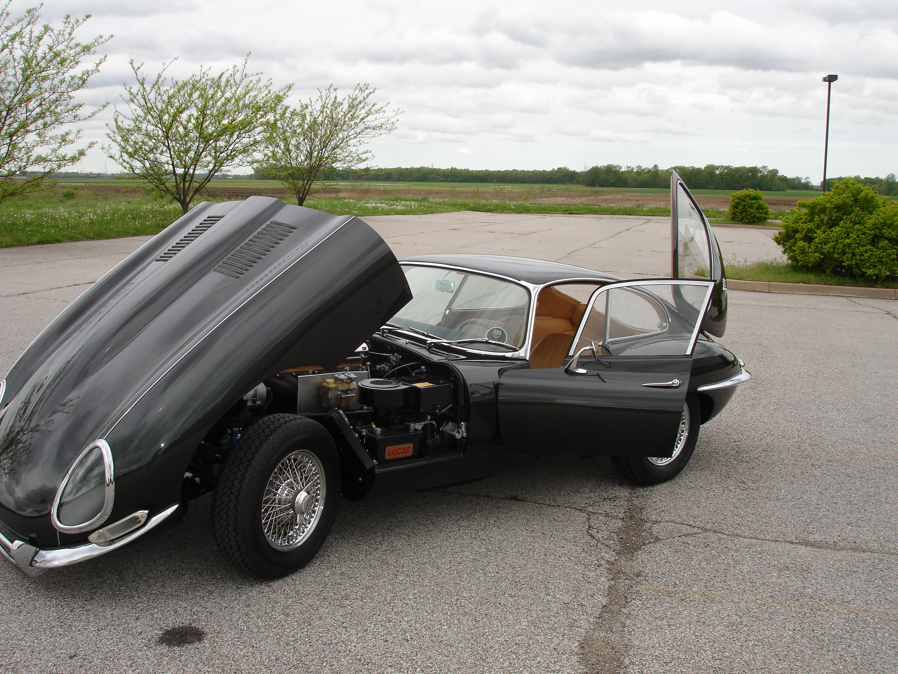 XKE Coupe
