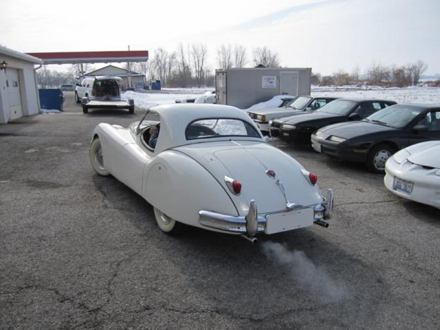 1957 Jaguar