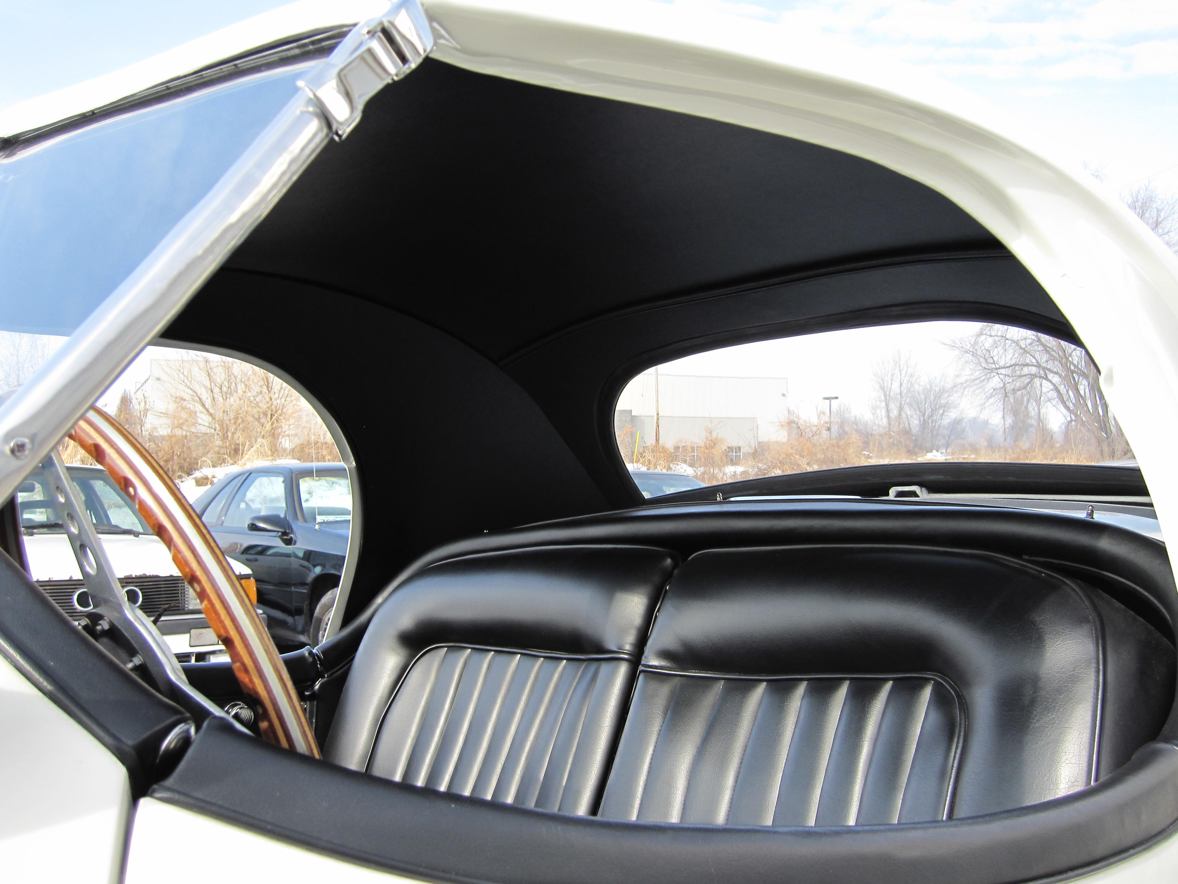 1957 Jaguar XK140 Hardtop